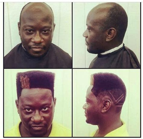 man weave fade hairnista where natural hair and fashion meet man