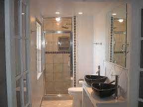 Bathroom Renovation Ideas For Small Spaces by Small Modern Bathroom Design Ideas Decobizz Com
