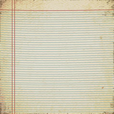 Printable Vintage Notebook Paper | free download vintage notebook paper can i please
