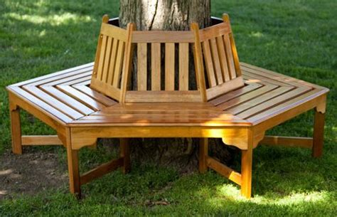 wrap around tree bench cing wedding extravaganza
