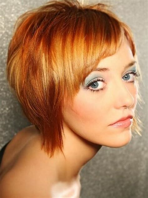 short hairstyles like the bob haircut are ideal for women who face 7 latest short hairstyles for round faces hairstyles 2018