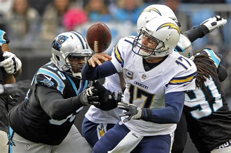 sd union tribune chargers chargers lose vs panthers the san diego
