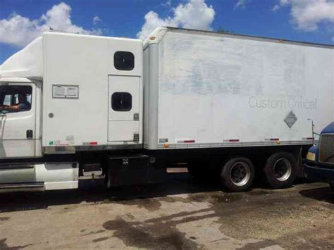 26 Foot Box Truck With Sleeper by 26 Ft Freightliner Box Trucks For Sale 26 Free Engine