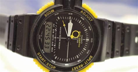 Altimeter Barometer Multifungsi 8 In 1 Multiguna Unik Keren Awet U Pr sale koleksi jam langka casio alti depth meter arw 320 digi terjual