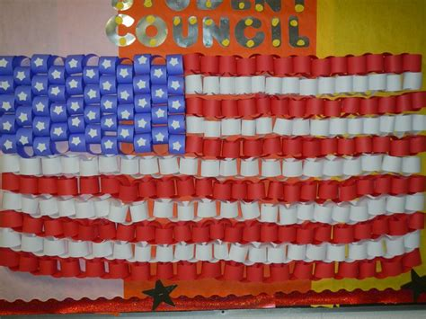 How To Make A Flag Out Of Paper - 1000 images about veterans day on crafts us