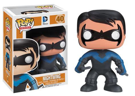 Funko Pop Original Dc Comics Go Terra Funko Pop Heroes Dc Comics Nightwing Vinyl Figure