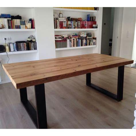 mesas urbanvintage style mesa de estilo industrial