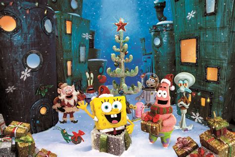 it s a spongebob christmas review mediamedusa com