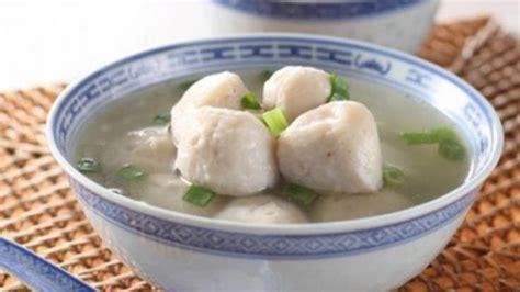 resep membuat bakso enak dan gurih ini cara sederhana membuat bakso ikan yang enak dan gurih