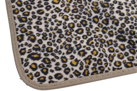 Animal Mats by Proz Animal Print Floor Mats 1 Animal Printed Car Mat Set