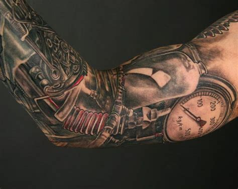 Clock Tattoos Tattoos And Body Art And Clock On Pinterest » Ideas Home Design