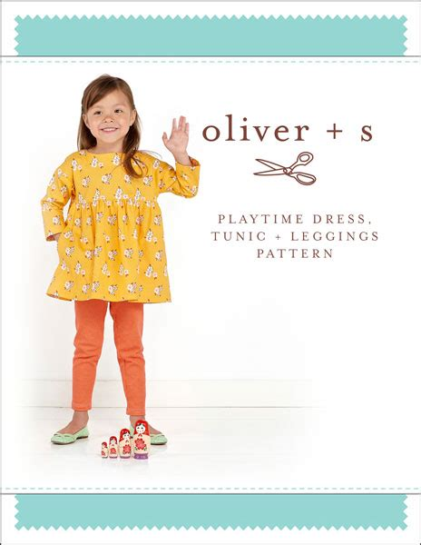pattern review oliver s oliver s os042pt playtime dress tunic leggings