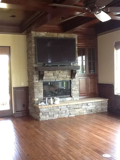 Stained Coffered Ceiling Crown Molding Wainscoting Coffered Ceilings And Other