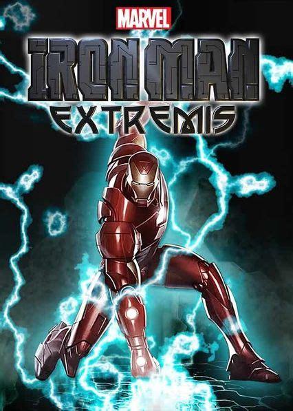 iron man extremis canadian