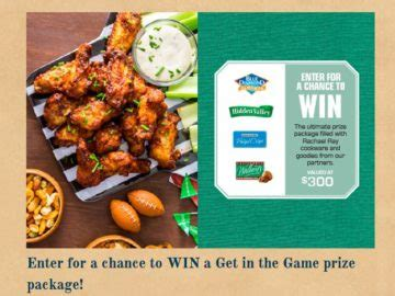 Rachael Ray Giveaway A Day - rachael ray every day get in the game sweepstakes