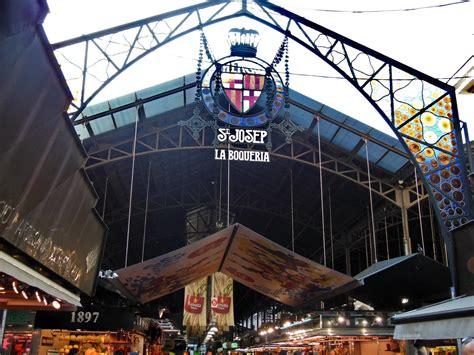 turisti per caso barcellona mercato la boqueria barcellona viaggi vacanze e turismo