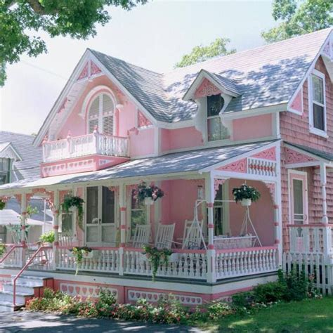 Pink Houses Of by Pink House Home Sweet Home Someday