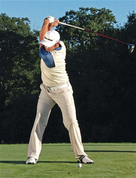 swinging he swing sequence dustin johnson photos golf digest
