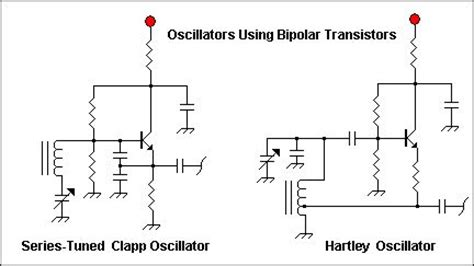 oscillator layout guidelines vfo design signal processing circuit diagram seekic com
