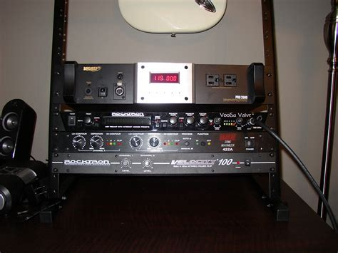 Building A Guitar Rack System by Update On Rack System Build