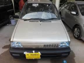 Mehran Car Shocks Price Suzuki Mehran Vx 2016 For Sale In Karachi Pakwheels