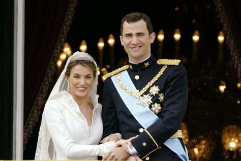 imagenes bodas reales un repaso por las bodas reales m 225 s espectaculares la mu 241 oza