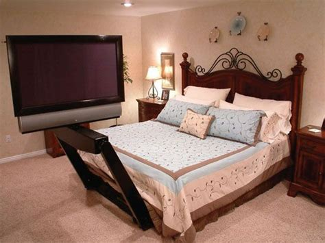 bed tv mount 1000 ideas about bedroom tv stand on pinterest bedroom