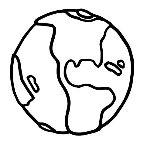 sun layers coloring page layers of the earth clipart