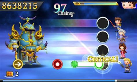 ff theatrhythm curtain call theatrhythm final fantasy curtain call preview