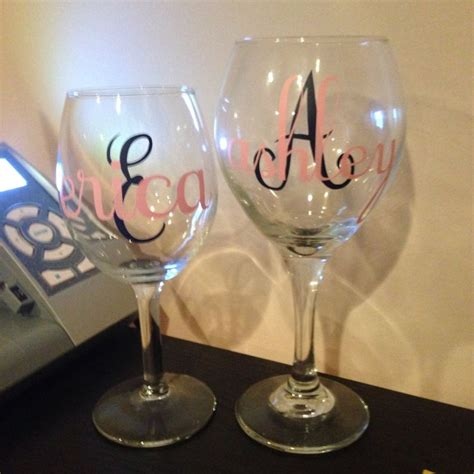 wine glass silhouette 998 best cricut crafts
