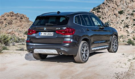 new bmw 2018 price 2018 bmw x3 pricing and specs photos caradvice