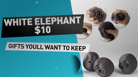 ideas for 10 dollar exchange gift white elephant gifts 10 dollar great white elephant gift ideas 2016