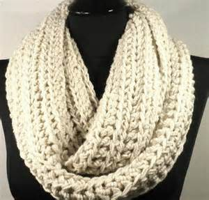 Infinity Crochet Scarf Pattern How To Wear Infinity Scarves Apps Directories