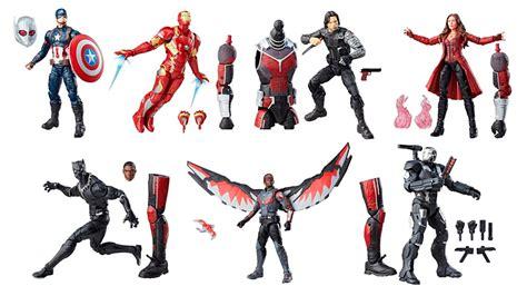 Marvel Legends Hasbro Marvel Legend marvel legends de hasbro en la mole juegos juguetes y