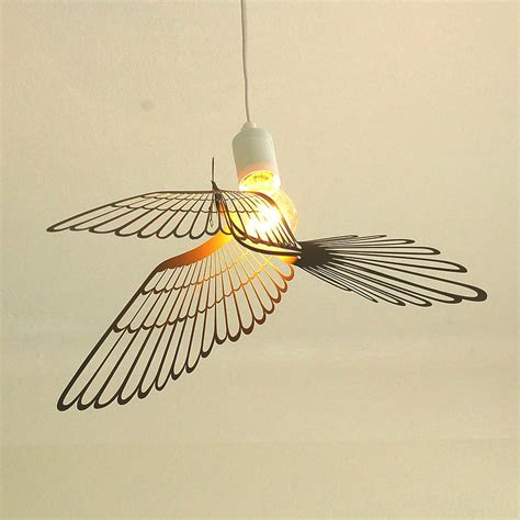 Bedroom Light Shades Uk Birdlight Light Shade By Garden Trading Notonthehighstreet