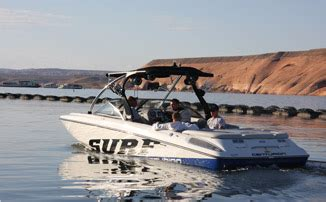 wakeboard boats for rent lake powell tk water sports