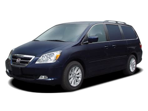 2005 honda odyssey reviews and rating motor trend