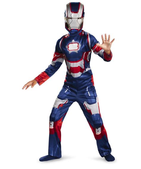 iron patriot kids costume boy costumes