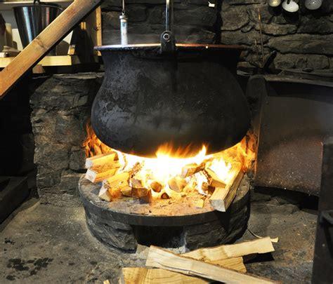 feuerstelle im haus grillf 252 rst