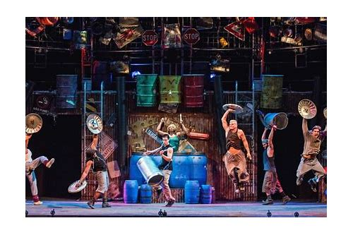 stomp theatre hotel deals