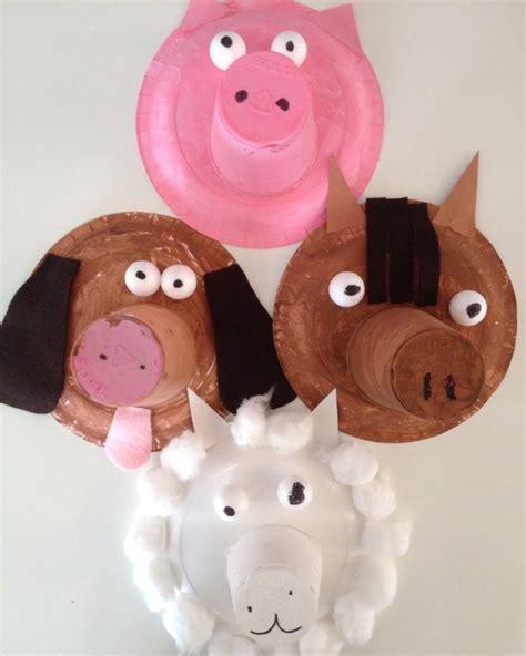 How To Make Paper Plate Animals - make paper plate animals mumturnedmom