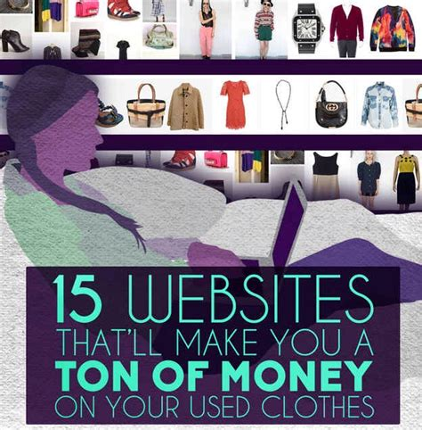 Does Platos Closet Give You Money For Clothes by 15 Websites That Ll Make You Money On Your Used Clothes