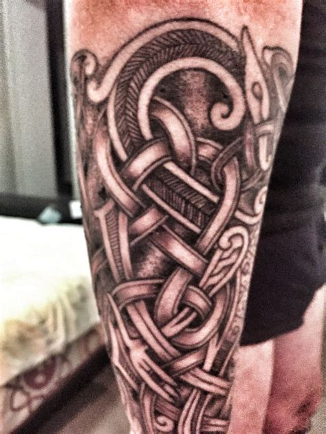 tribal tattoo york 1099 best scandinavian tattoos images on
