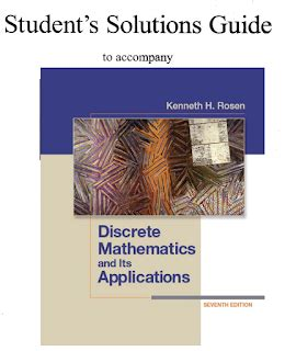 Solution Manual Rosen Discrete Mathematics And Its