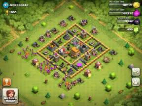 Best Defense Clash Of Clans Level 10 » Home Design 2017