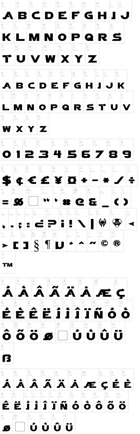 Dafont Vector | vector sigma font dafont com