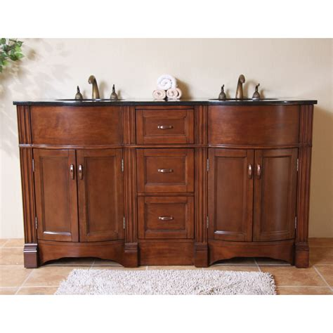 Legion Furniture Bathroom Vanity Legion Furniture Wlf5045 60 Cabinet Only 60 In Sink Bathroom Vanity Atg Stores
