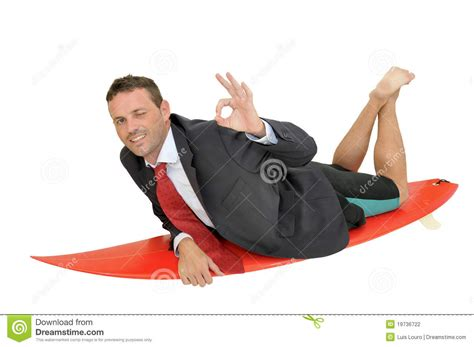 Surf The Web Laying by Surfing In The Net Stock Photography Image 19736722
