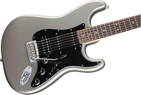 fender deluxe stratocaster hss rw tungsten keymusic