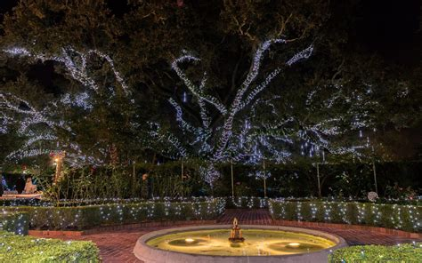 places to see christmas lights in new orleans the best light displays in every state travel leisure